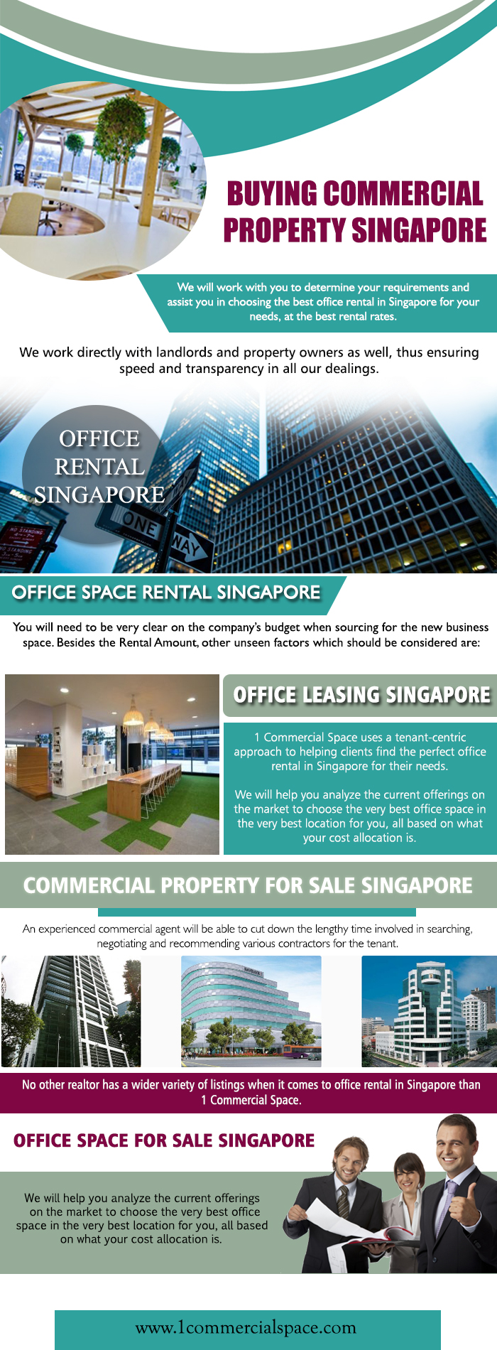 Tripleone Somerset Office Rental
